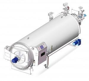 sterilization kettle